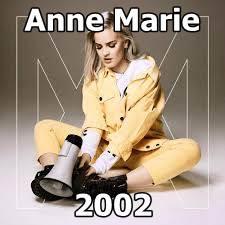 Anne Marrie - 2002 (Lirik + MP3)