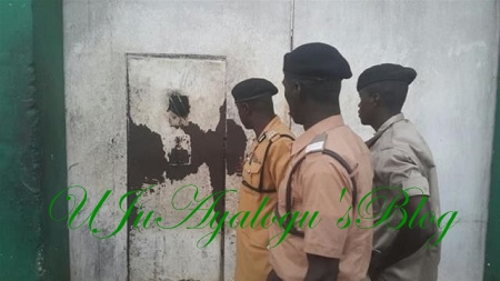 Exposed!! Checkout Yahya Jammeh's Mile 2 Prison Where Political Opponents Were Beaten to Death