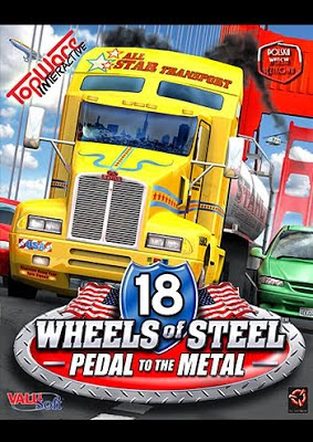 Trucker 18 version wheels extreme free download full of steel