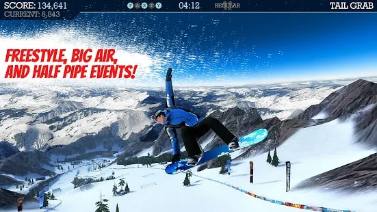 Snowboard Party Pro Apk + Data for android