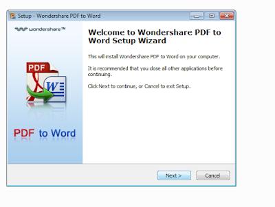 aplikasi merubah microsoft word ke pdf