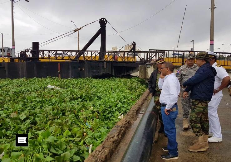 Video: Autoridad Portuaria dispone cierre del Puente Flotante