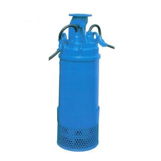 Máy bơm nước thải 22kW Tsurumi KRS822