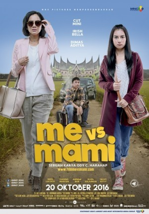 Me vs Mami (2016) WEB-DL