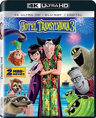 Hotel Transylvania 3 4k Ultra Hd