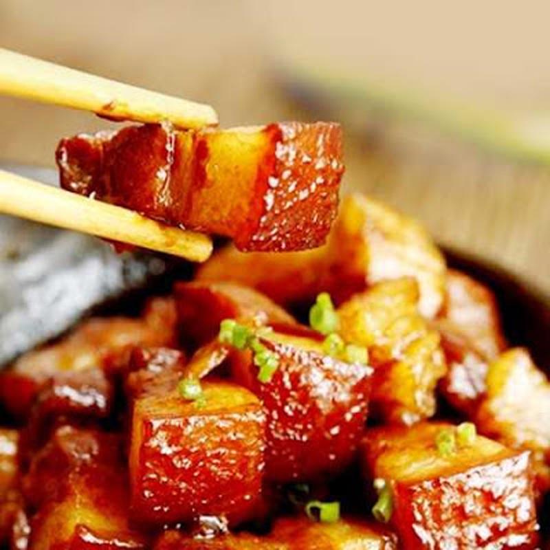 Làm món thịt kho tàu thơm ngon nhìn là muốn xơi