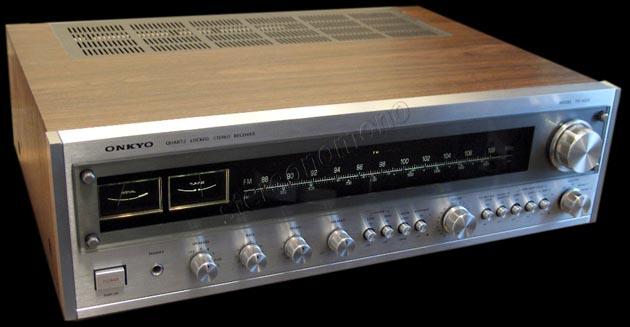 stereonomono - Hi Fi Compendium: Onkyo TX-4500
