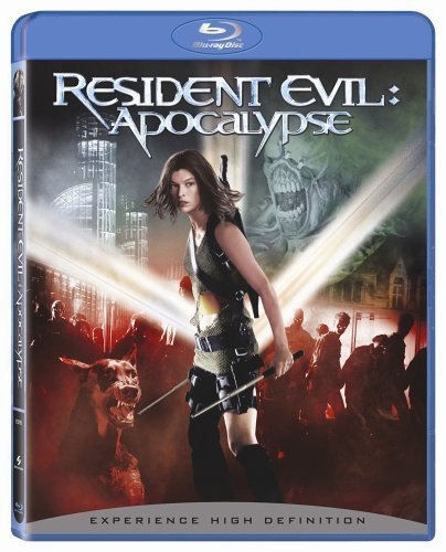 Poster of Resident Evil Apocalypse 2004 720p Hindi BRRip Dual Audio