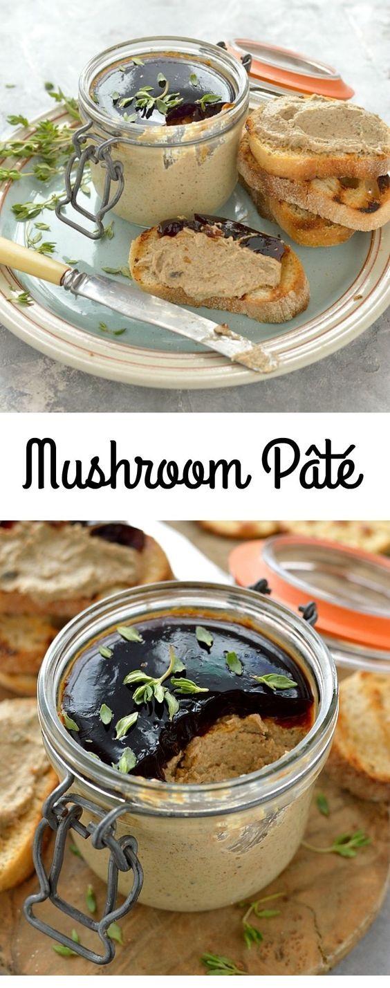 Mushroom Pâté