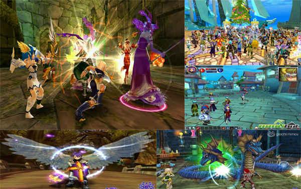 jogo mmorpg online multiplayer 3d