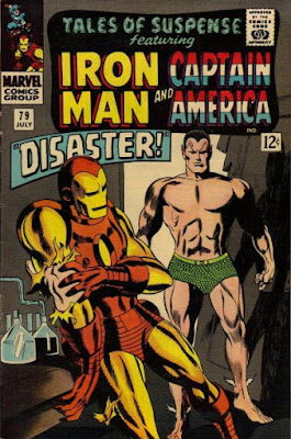 Tales of Suspense #79, Iron Man vs Sub-Mariner