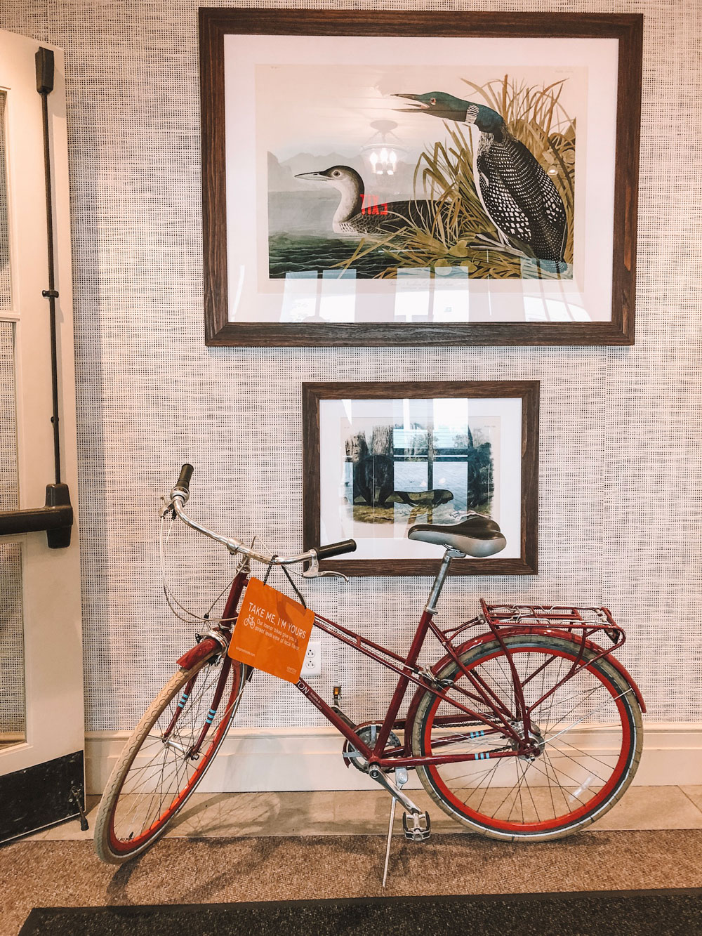 kimpton taconic bike rental