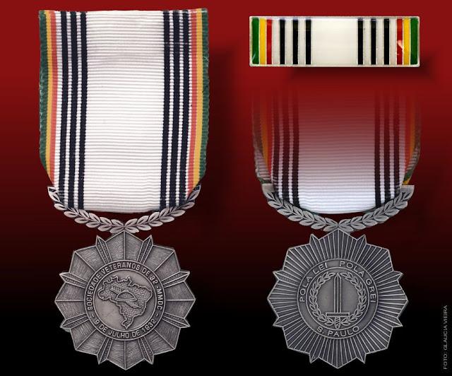 Resultado de imagem para medalha constitucionalista