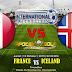 Agen Bola Terpercaya - Prediksi Prancis vs Islandia 12 Oktober 2018
