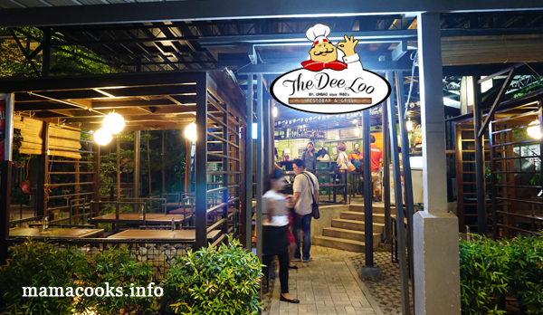 The Dee Loo Restobar and Grill - Bacolod restaurant