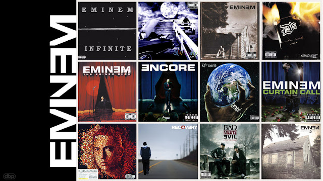 Discografia Completa Do Rapper Americano Eminem Para Download Via Torrent: