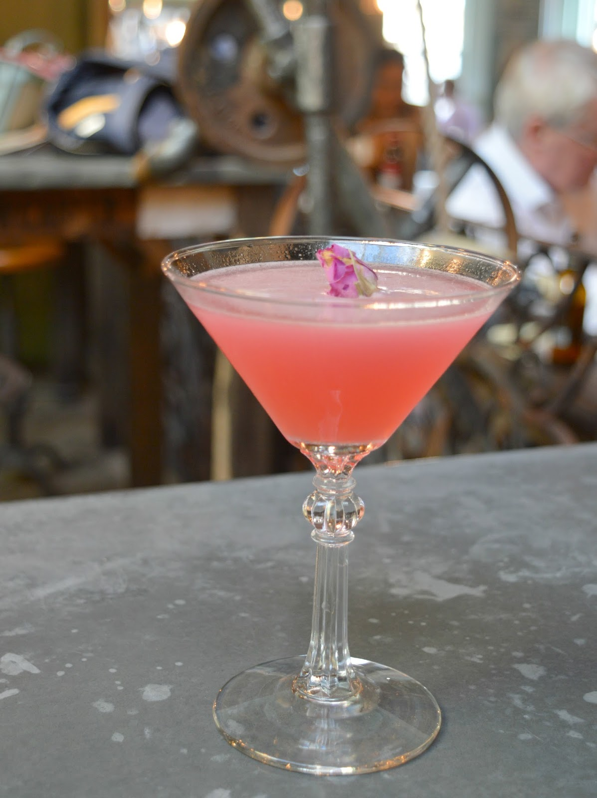 The Botanist Rose Cosmo
