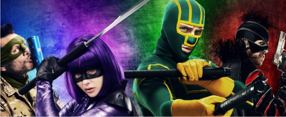 Mother Russia VS Hit Girl no featurette da sequência KICK-ASS 2