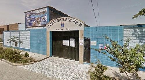 Escuela 1181 ALBERT EINSTEIN - San Juan de Lurigancho