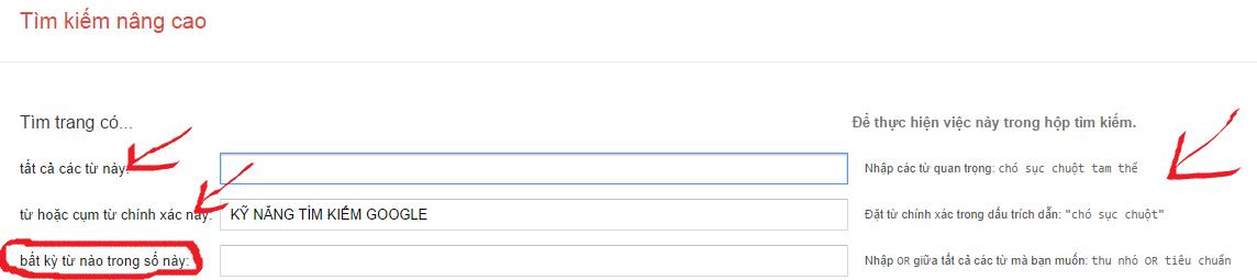 Hướng dẫn tìm kiếm tài liệu trên Google hiệu quả 3