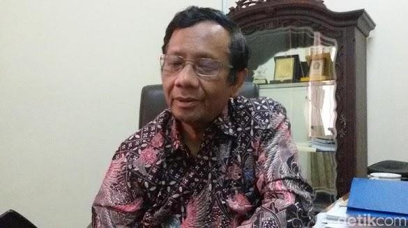 Mahfud MD Sebut Anies Berpeluang Jadi Cawapres Prabowo