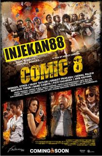 "Download Film Comic 8 Full Movie ""Film Komedi 2016"""