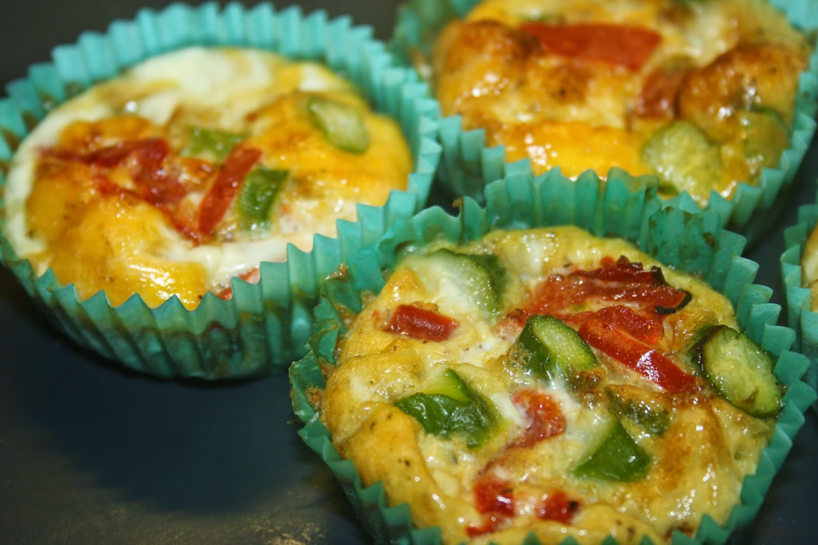 Muffins Kinder Country Caroline Makes Slimming World Asparagus And Red Pepper