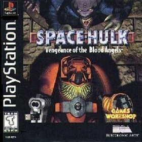 Space Hulk - Vengeance of the Blood Angels - PS1 - ISOs Download