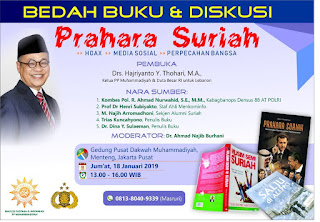 Disinyalir Bagian dari Propaganda Syiah, Bedah Buku di Gedung Muhammadiyah Ditolak