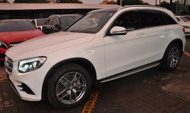 Mercedes GLC 300 4MATIC thiết kế sang trọng, đẳng cấp