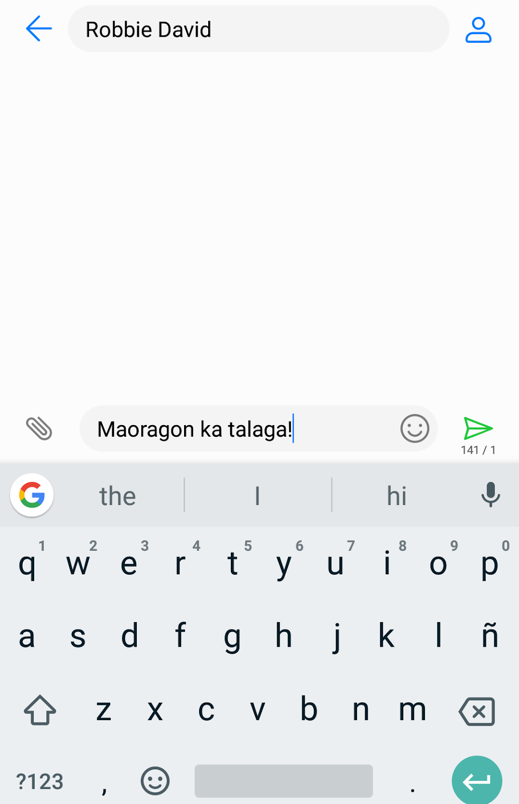 Filipinos can now type in Bicol on Google's Gboard - BICOL
