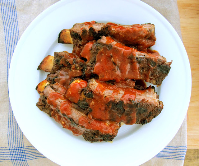 Jenny Steffens Hobick Recipes: Jenny Steffens Hobick: Barbeque Ribs