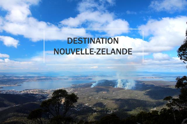 Destination Nouvelle Zelande
