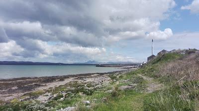 pobrežie v Škótsku, ostrov Islay