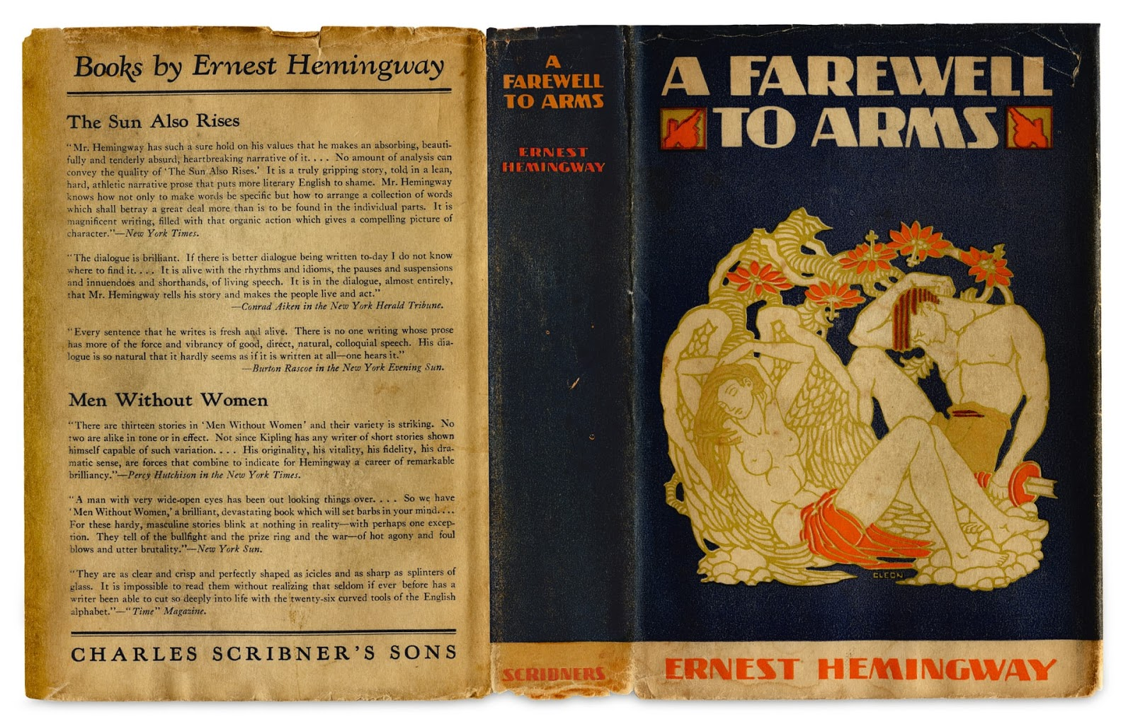 hemingways the sun also rises Quick answer disillusionment and the search for meaning are two of the central themes in the sun also rises by ernest hemingway the main characters are members of the lost generation, a group of.