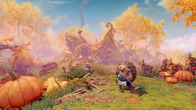 Trine 4 The Nightmare Prince PC Full imagenes