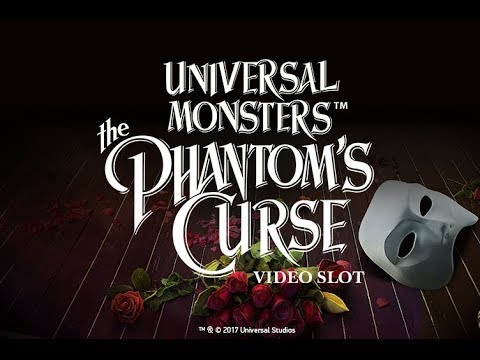 FØRSTE TITT PÅ NETENT'S UNIVERSAL MONSTERS: THE PHANTOM'S CURSE