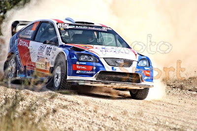 Rally terre des Cardabelles
