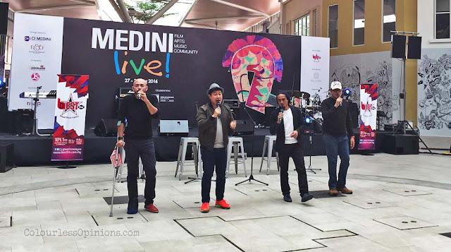indigo medini live 2016