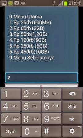 Paket Android Telkomsel