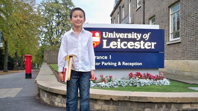 Remaja Muslim Dijuluki `Kalkulator Manusia`, Jadi Pekerja Termuda di Universitas Leicester