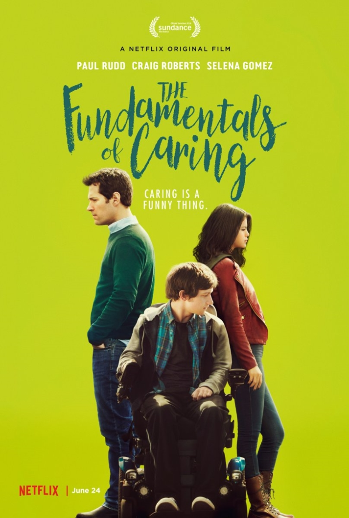 Póster: The Fundamentals of Caring