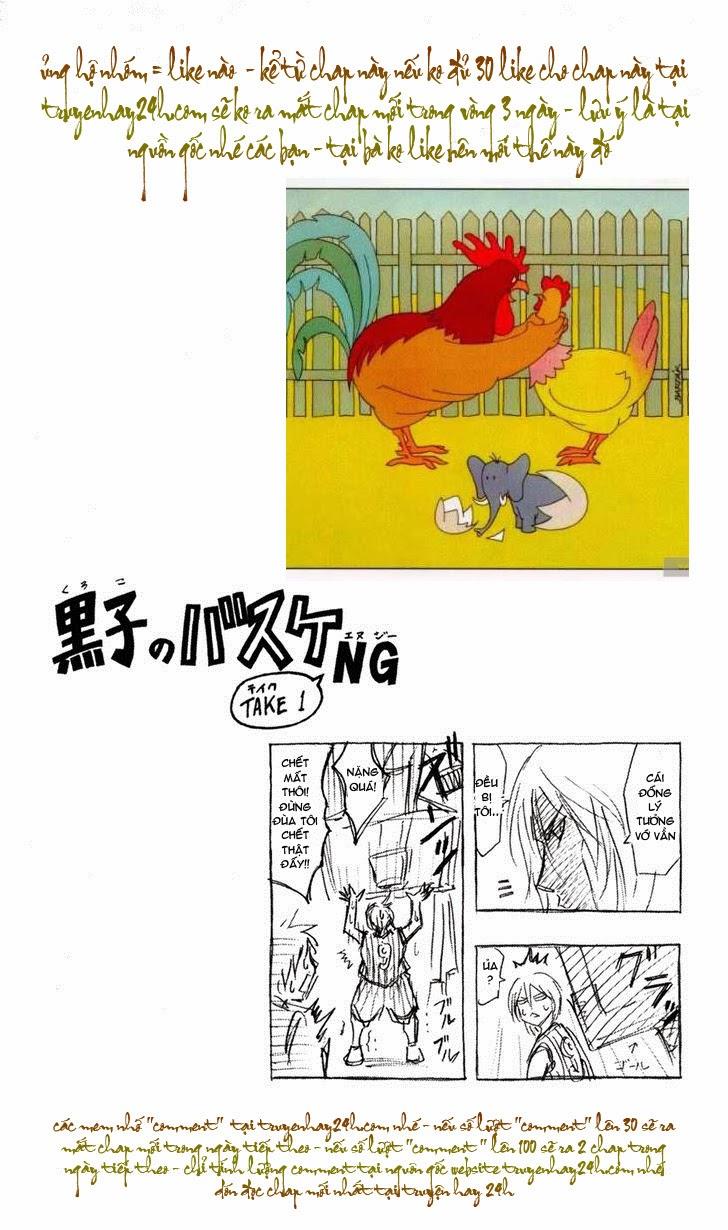 Kuroko No Basket chap 156 trang 17