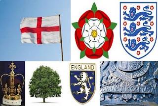 Simbol Anglia