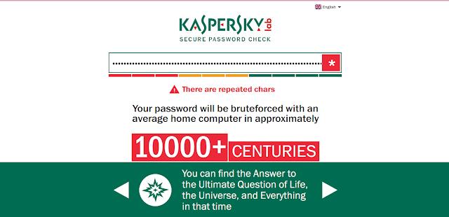 ماهو الوقت الذي يحتاجه الهاكر لكي يقوم بإختراق كلمة السر الخاصة بك