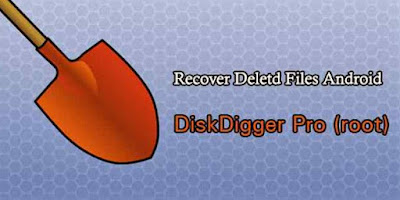 DiskDigger Pro file recovery Apk for Android (Paid)