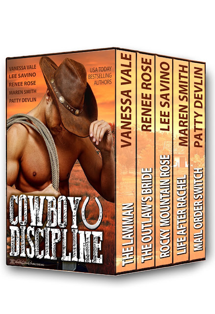 Cowboy Discipline ~ 5 Novels by USA Today Bestselling Authors