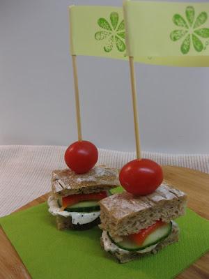 Gesunder Snack für Kinder, Brottürmchen für Kinder, Rezept auf dem Südtiroler Food- und Lifestyleblog kebo homing