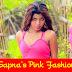 Sapna Fernando's Pink hot Fashion