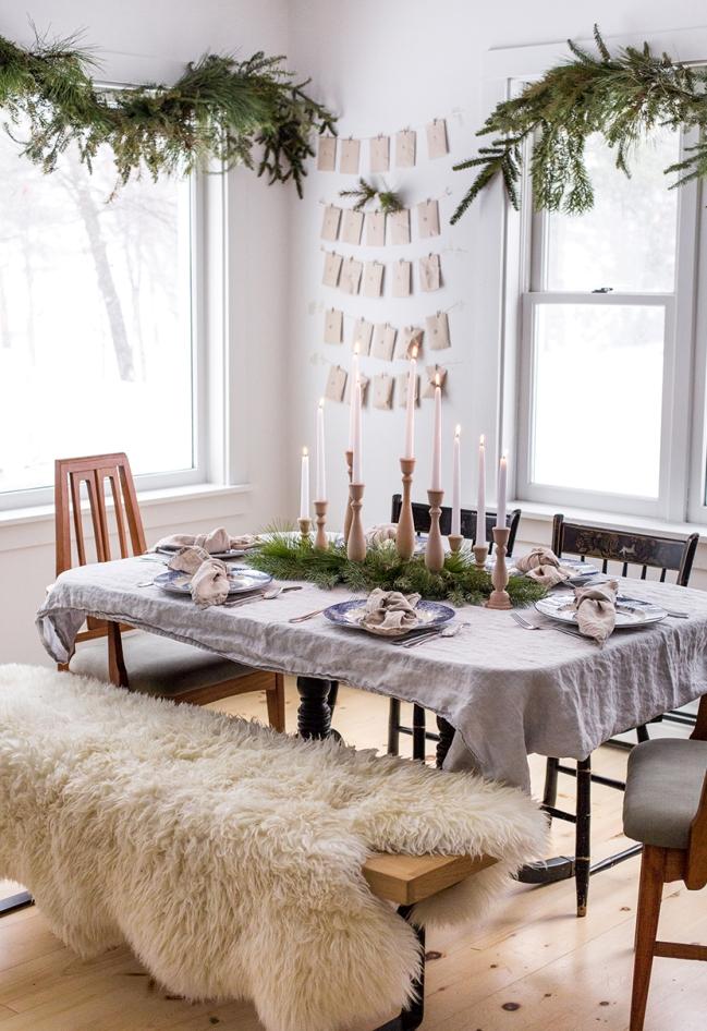 Decoración mesa Navidad: 4 mesas con mucho estilo
